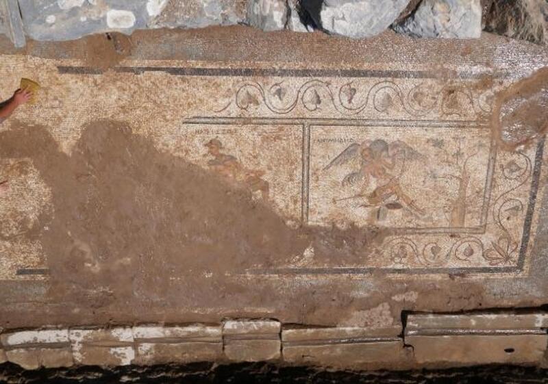 2018'in en önemli arkeolojik keşfi Antalya'da