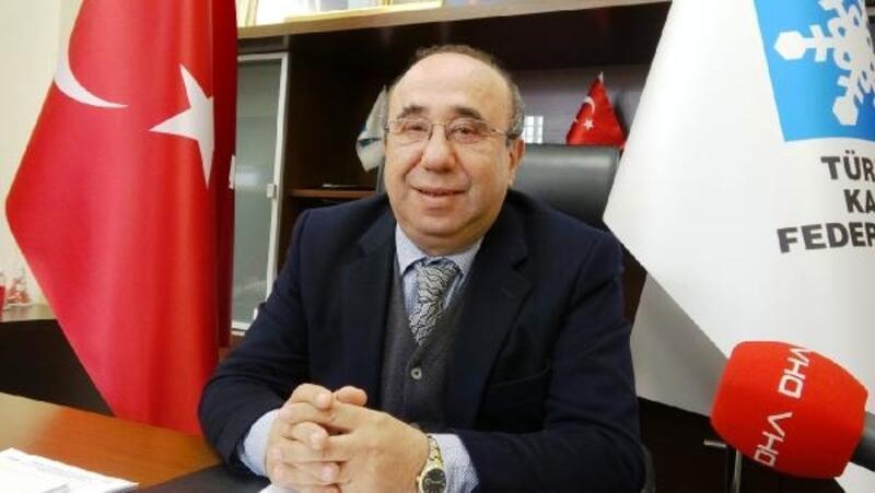 Kayak Federasyonu Başkanı Ali Oto: ''Geçmiş yönetimi suçlamak hoş bir durum değil''