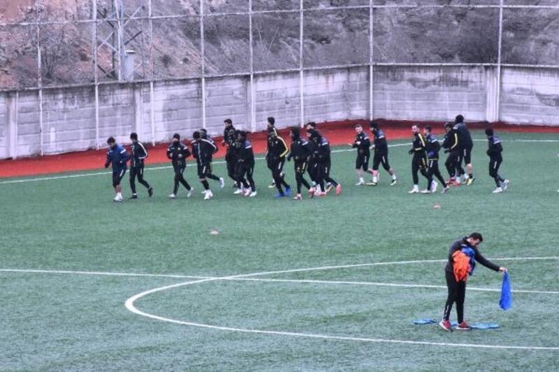 Evkur Yeni Malatyaspor, Bursaspor maçı hazırlıklarını sürdürüyor