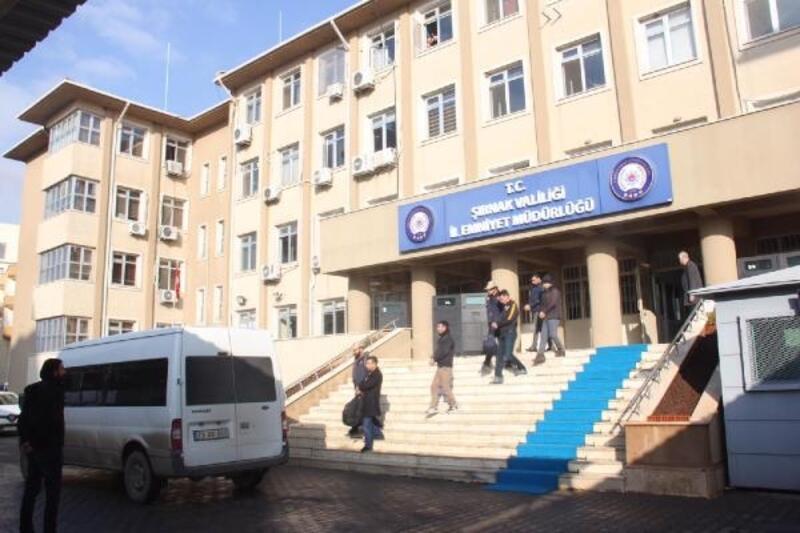 Şırnak'ta FETÖ operasyonunda 2 tutuklama