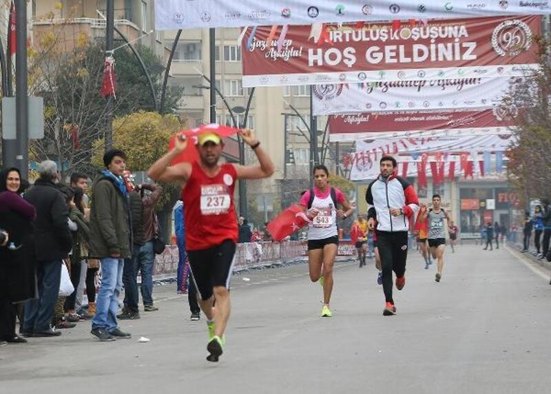 Gaziantep'te 'milli mücadele' maratonu