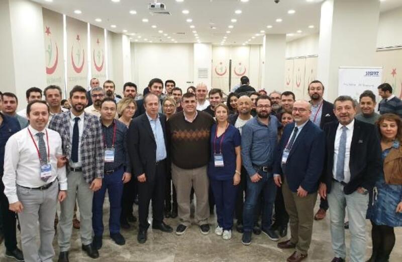 Adana'da 'naklen yayın' ile cerrahi ameliyat kursu