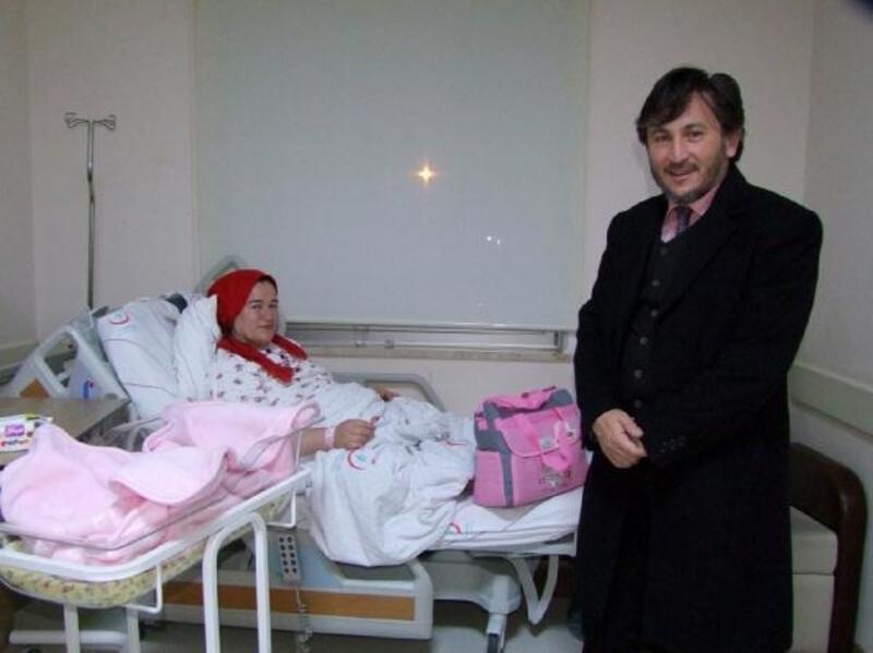 Başkan İrban'dan ailelere ziyaret