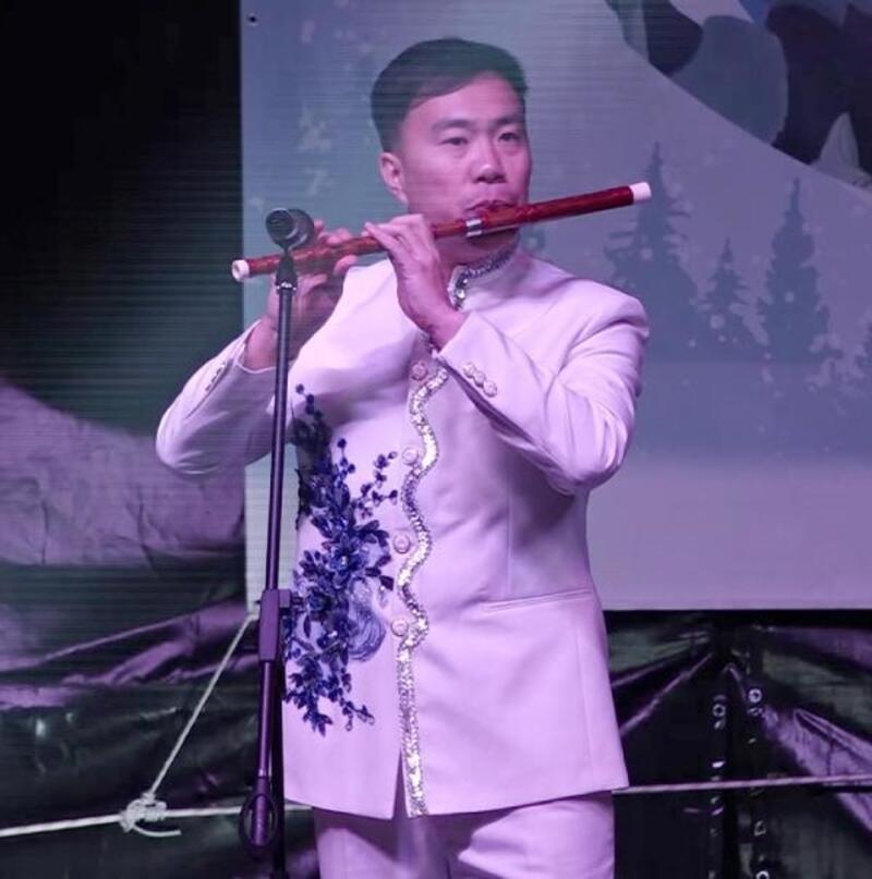 Çinliler yöresel müziklerinden örnekler sundu