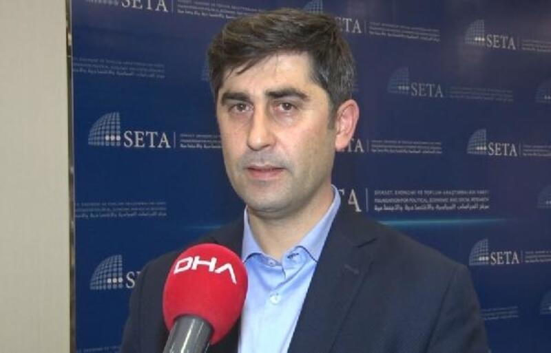 SETA Güvenlik Araştırmaları Direktörü Yeşiltaş: Patriot sistemleri Türkiye'nin elini güçlendirecek