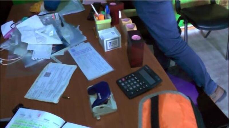 Bolu'da tefecilik iddiasıyla bir kişi gözaltına alındı