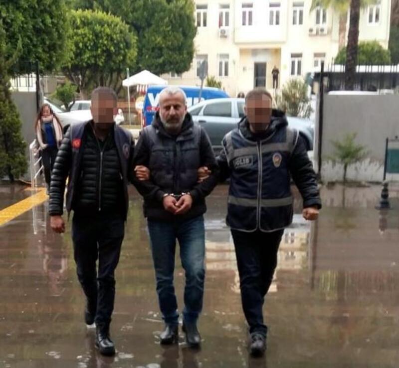 Kart kopyalama yöntemiyle 'dolandırıcılık' yapan cezaevi firarisi yakalandı