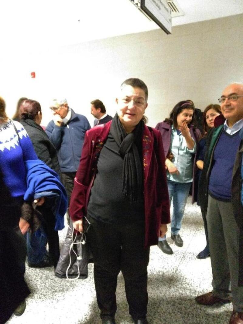 Prof. Dr. Şebnem Korur Fincancı'ya 2 yıl 6 ay hapis cezası verildi