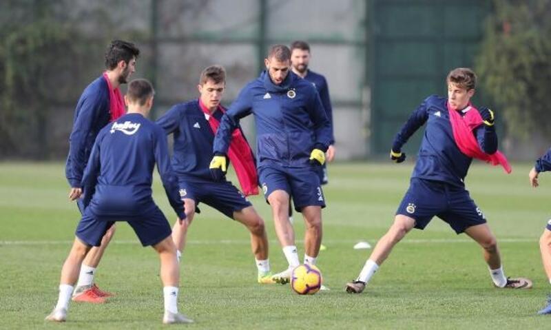 Fenerbahçe, Antalyaspor maçının hazırlıklarına başladı