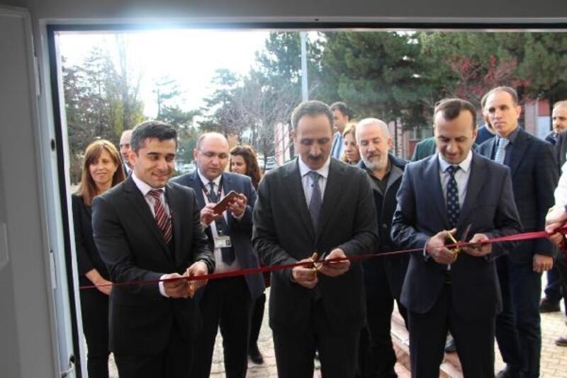 Elazığ'da Büyük Veri ve Yapay ZekaLaboratuvarıaçıldı