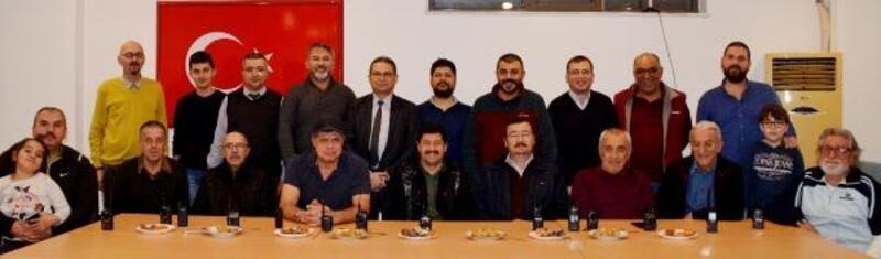 Telsizciler Kumluca'da buluştu