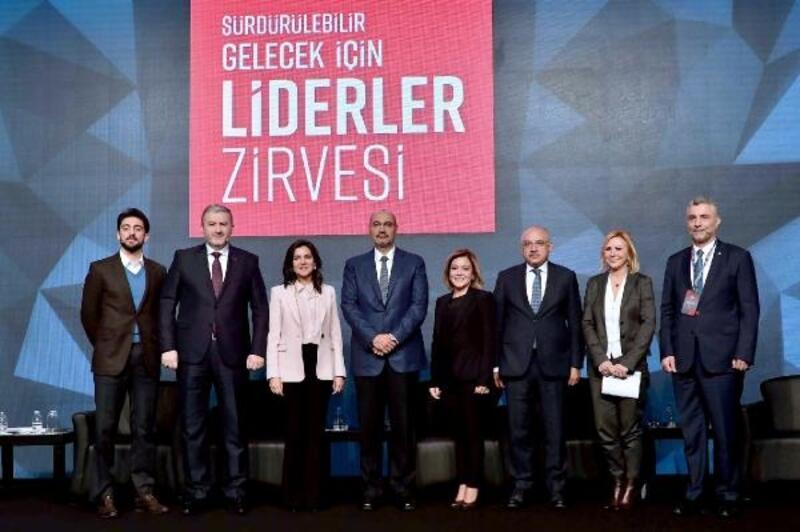 Palazzi: Sürdürülebilir gelecek için liderler birlikte çalışmalı