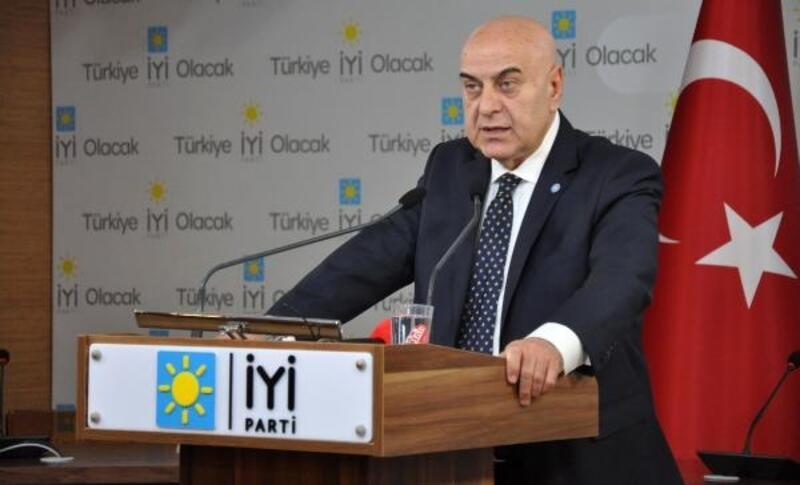 İYİ Parti'li Paçacı: Seçim yasaklarına Cumhurbaşkanı da uymalıdır