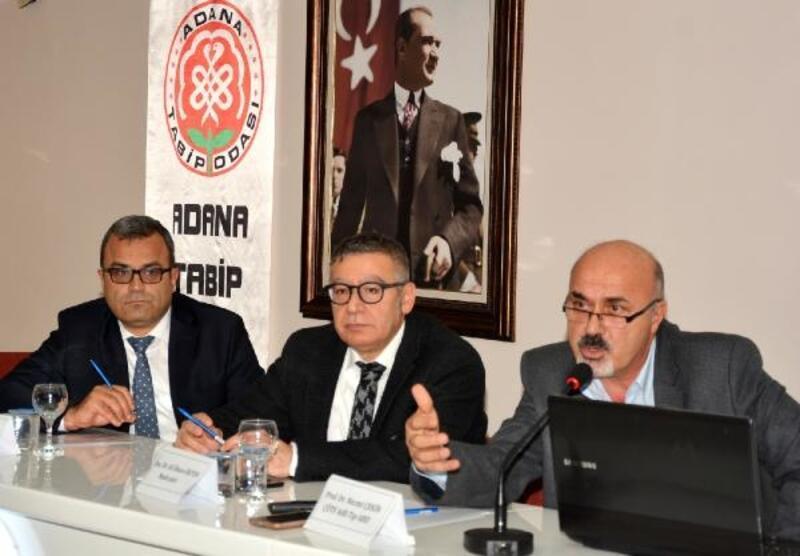 Adana'da 1 yılda 22 hekim hakkında uygulama hatası şikayeti