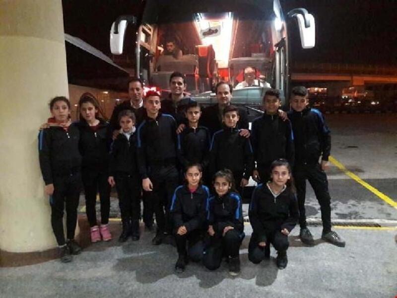 Altınözü sporcuları, Türkiye Kros şampiyonasına katılacak
