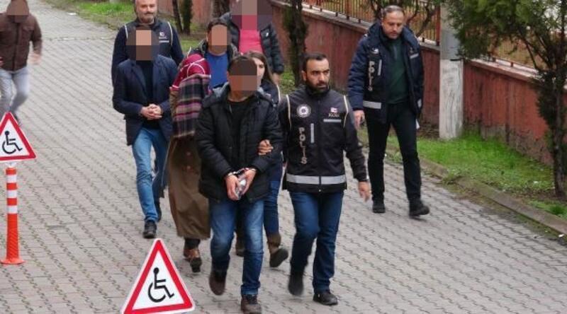 Karabük'te FETÖ soruşturmasında 3 kişi adliyede