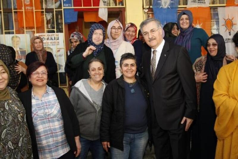 Ebubekir Taşyürek: Kartal en iyi belediyecilik hizmetine kavuşacak