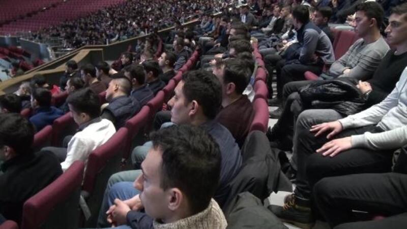 """İstanbul'daki 921 """"Gece kartalı""""na eğitim"""
