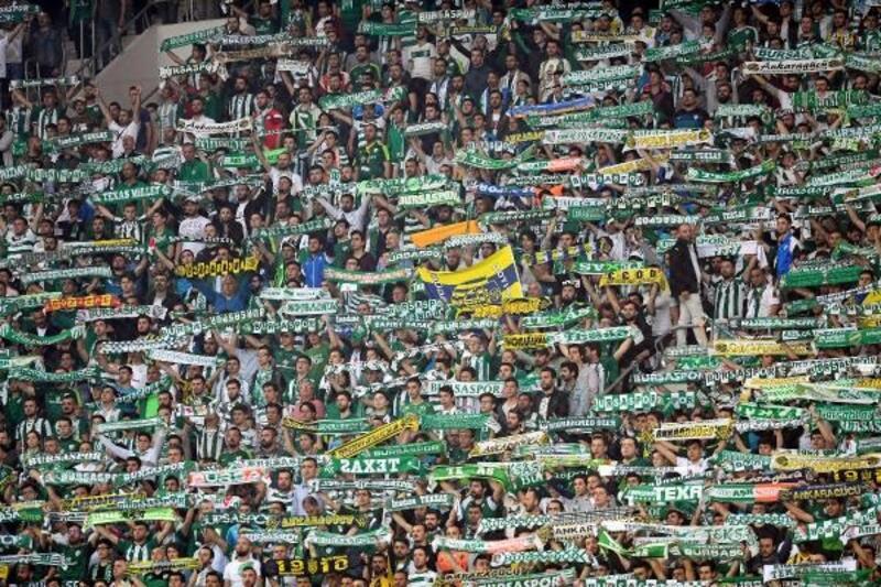 Bursaspor'dan Sivasspor maçı biletlerinde indirim