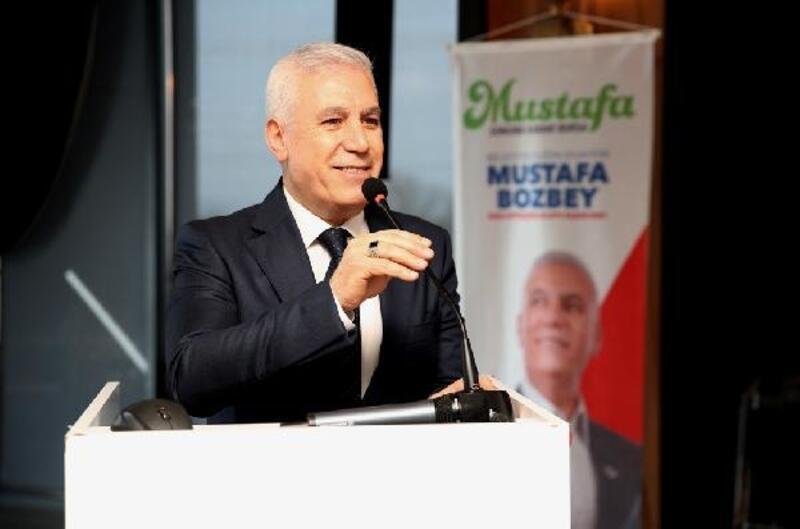 Başkan Bozbey'den, 31 Mart'ta vatandaşa oylarına sahip çıkma çağrısı