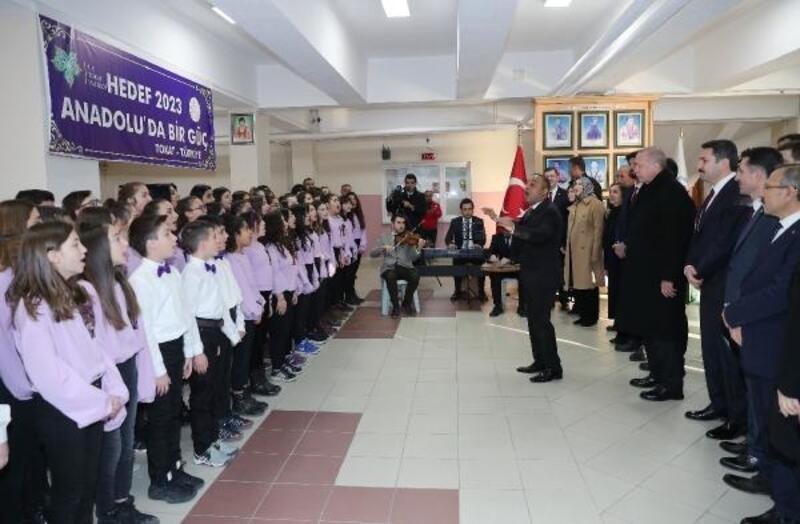 Cumhurbaşkanı Erdoğan Tokat'ta