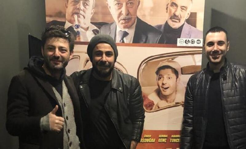 'Hep Yek 3' oyuncuları sinemaseverlerle buluştu