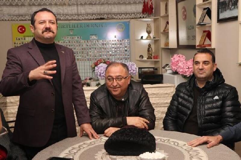Başkan Salman, Siirtlilerle bir araya geldi