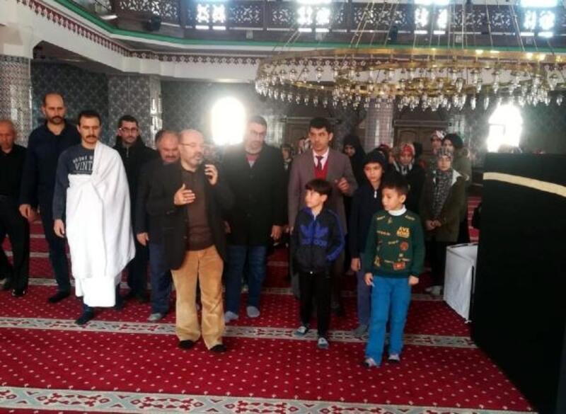 Osmaniye'de Umre bilgilendirme ve eğitim seminerleri
