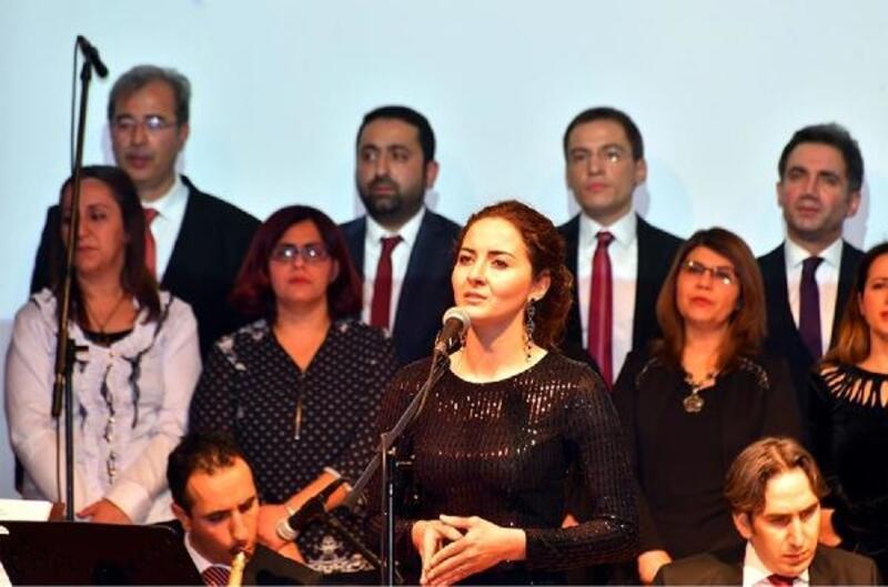 Osmaniye'de, Şehit ve Gazileri Anma Konseri
