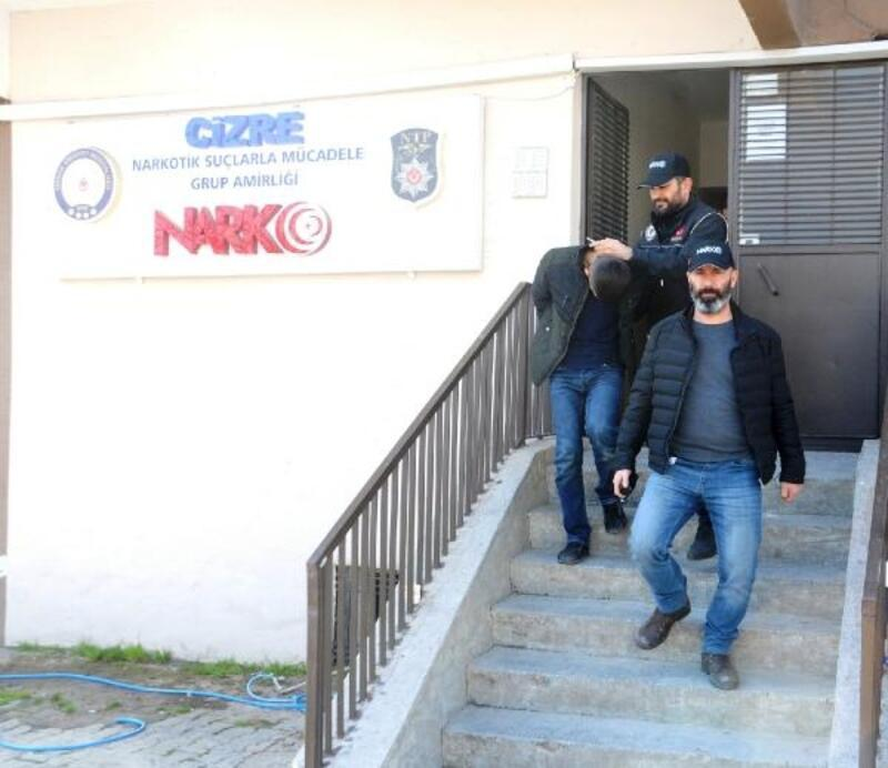 Cizre'de uyuşturucu operasyonunda 6 tutuklama