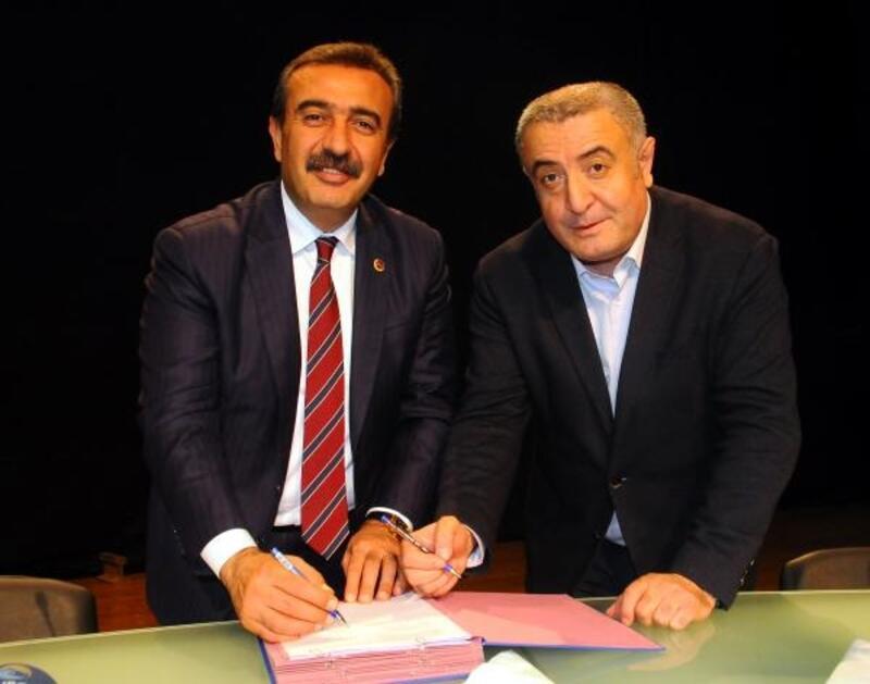 Hacı Bektaşi Veli Anadolu Kültür Vakfı'na arsa tahsisi
