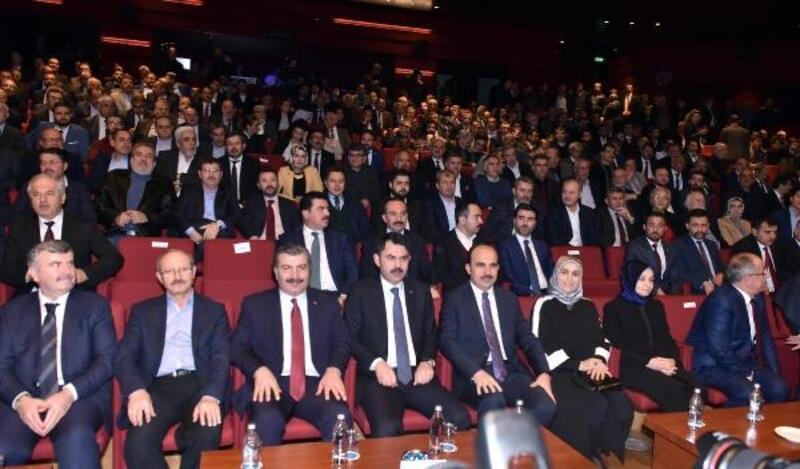Uğur İbrahim Altay'dan Konya için iddialı projeler