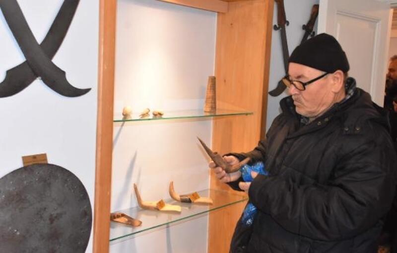 Tekirdağ'da 'Muhacir Evi Müzesi' açıldı