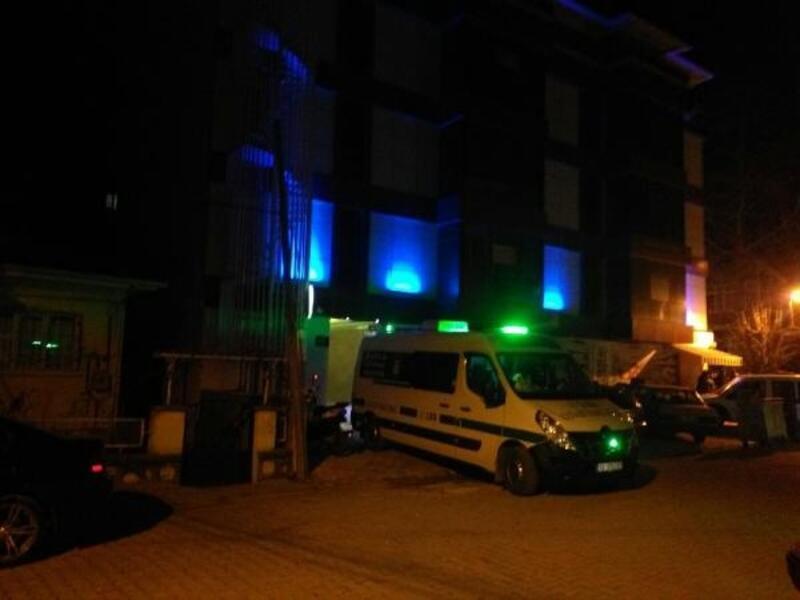 Galatasaray Derneği'ndeki cinayette emekli bekçiye müebbet