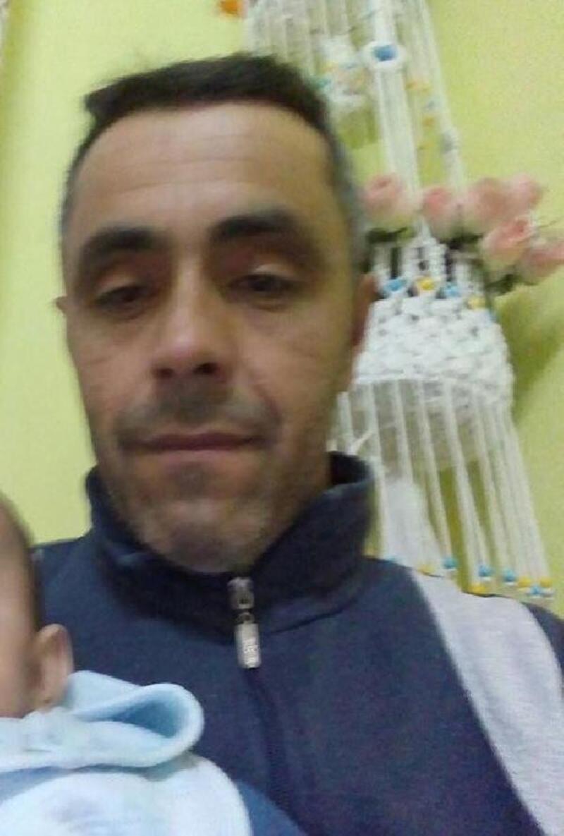 Mermer ocağında iş kazasında öldü