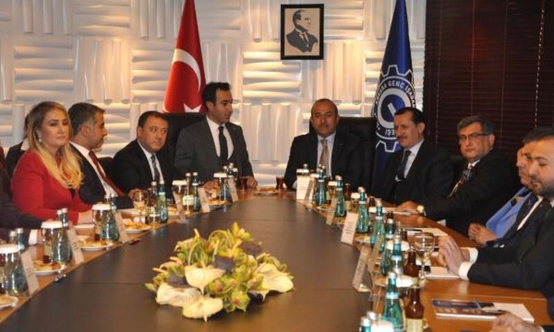 Bakan Çavuşoğlu:  Gümrük Birliği Anlaşması'nın modernizasyonu iki tarafın da yararına