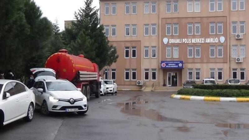 """Tuzla'da """"koku"""" soruşturmasında 1 gözaltı"""