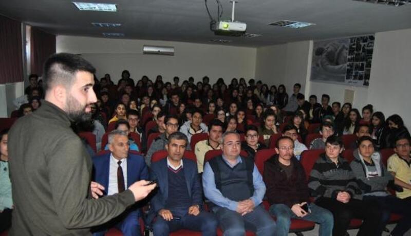 Öğrencilere ihmal ve istismar semineri