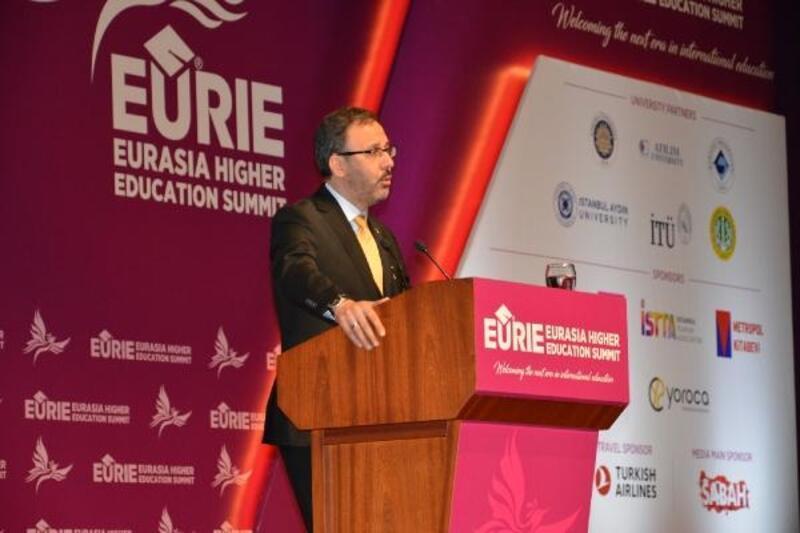 Eğitimin kalbi İstanbul'da atıyor