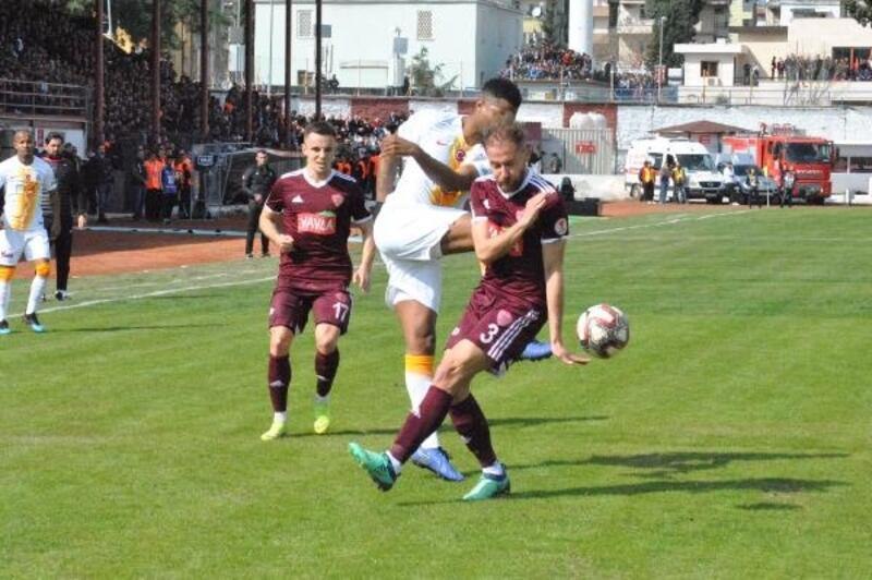 Hatayspor-Galatasaray