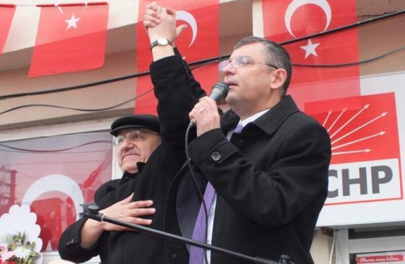 CHP Çay seçim bürosu açıldı