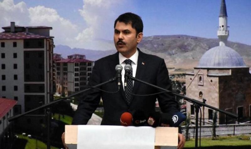 Bakan Kurum: Ülkemizi depreme karşı hazırlayacağız