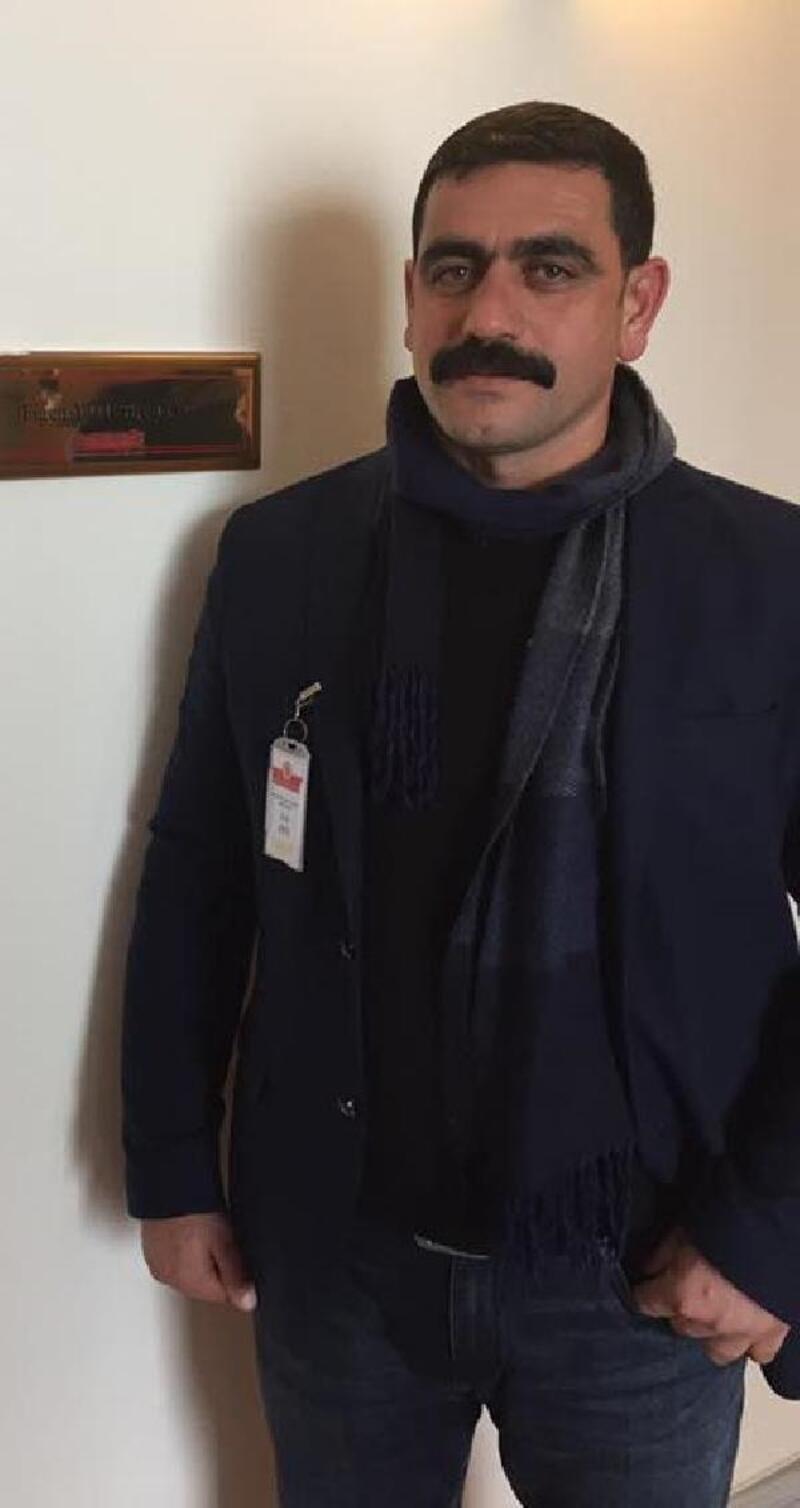 HDP Nazilli İlçe Başkanı Çakmakçı'ya gözaltı