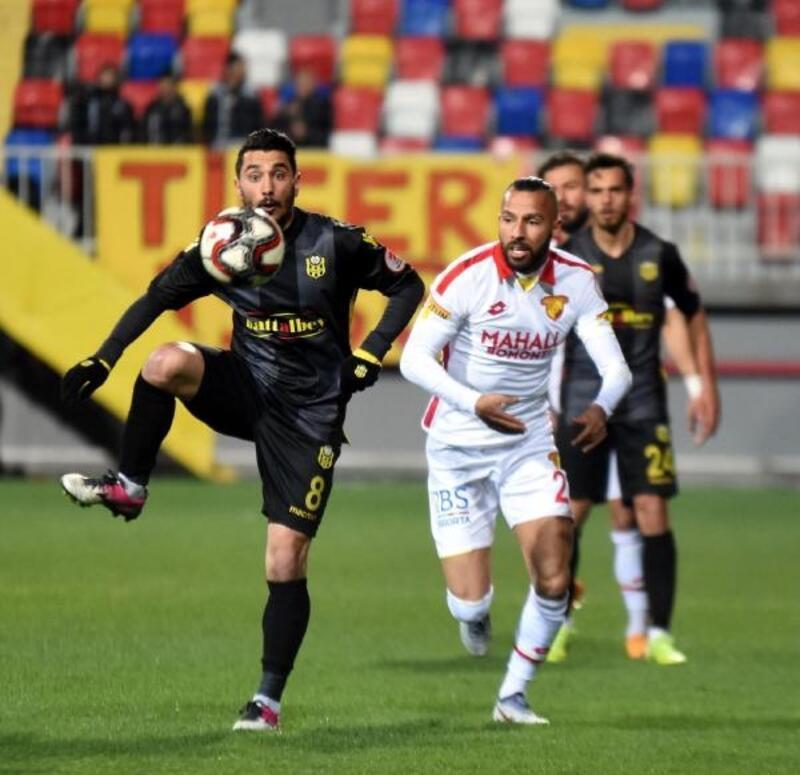 Göztepe - Evkur Yeni Malatyaspor