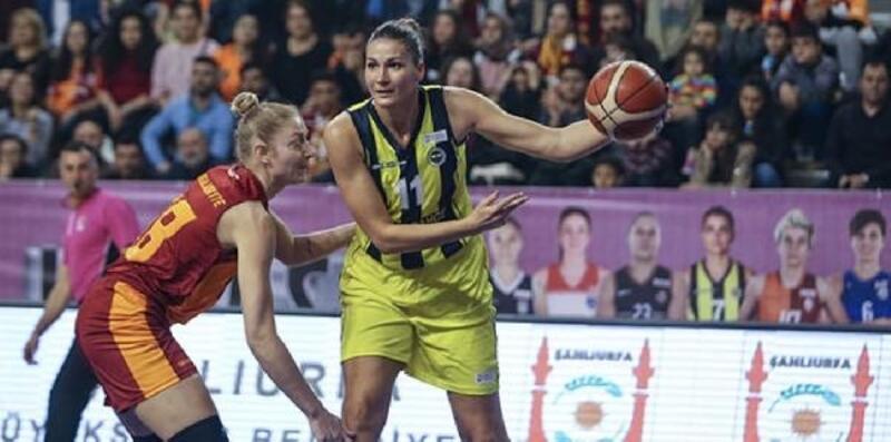 Fenerbahçe - Galatasaray: 71-56
