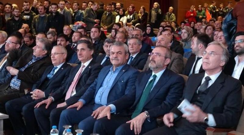 AK Parti'li Ünal: Bizim tarlada izimiz var, bunların neyi var?