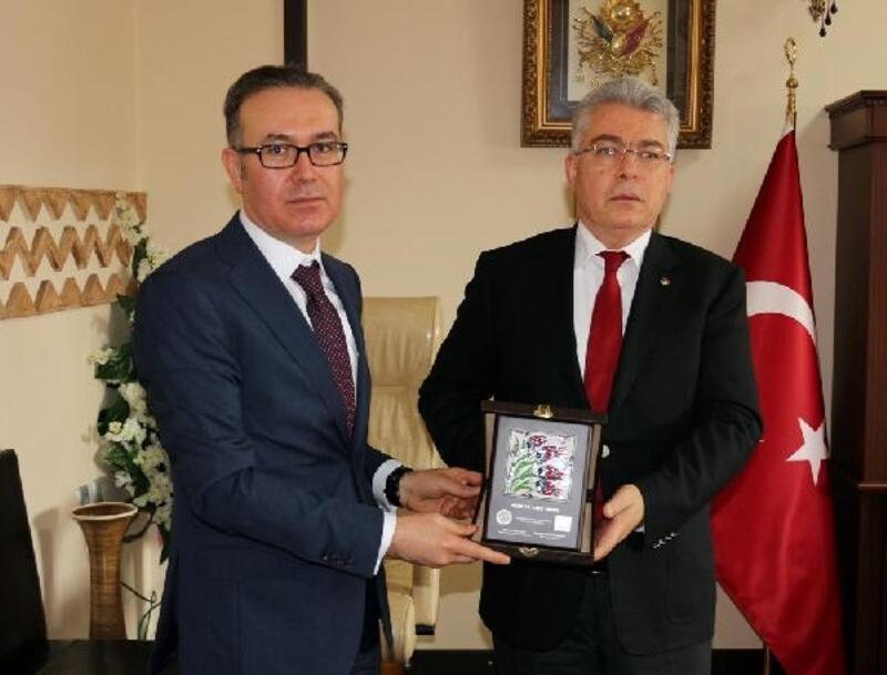 Gaziantep Vergi Dairesi Başkanlığı'ndan NTO'ya ziyaret