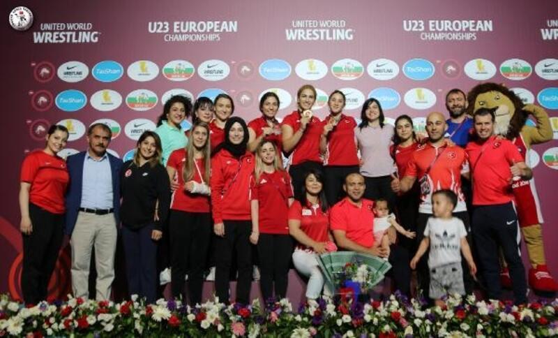 Güreşte hedef Avrupa şampiyonluğu