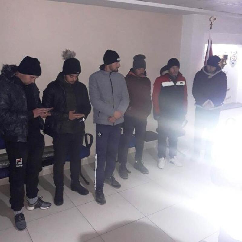 Keşan Bölge Trafik ekipleri, göçmen kaçakçılığıyla da mücadele ediyor