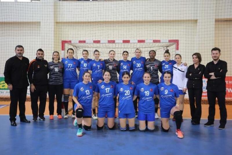 Altın kanatlı melekler, Türkiye Kupası'na koşuyor